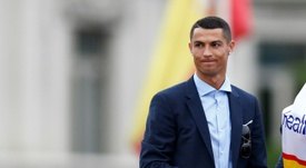 Real Madrid have taken legal action over the claims. AFP