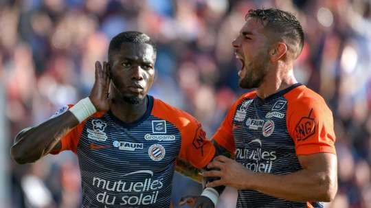 Montpellier, objectif Champions League. AFP