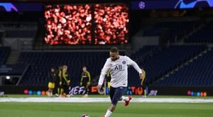 O Barça não desiste de Neymar. AFP