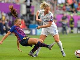 Matches retour tranquilles pour Lyon et Paris. AFP