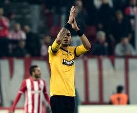 Officiel : Guillaume Hoarau rejoint le FC Sion. afp