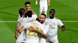 Marco Asensio cambiará el '20' por el '11' de Bale. AFP/Archivo