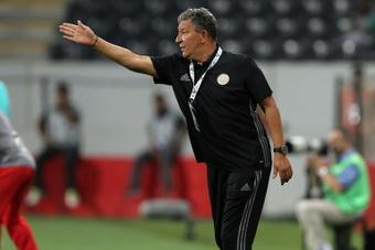 Ten Cate se negó a dirigir el combinado holandés tras la dimisión de Frank de Boer. AFP