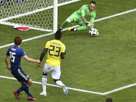 Ospina started every game for his country so far. AFP