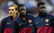 Dembele wants to stay at Barcelona. AFP