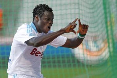 A promessa nigeriana que acabou no futebol amador dos Estados Unidos. AFP