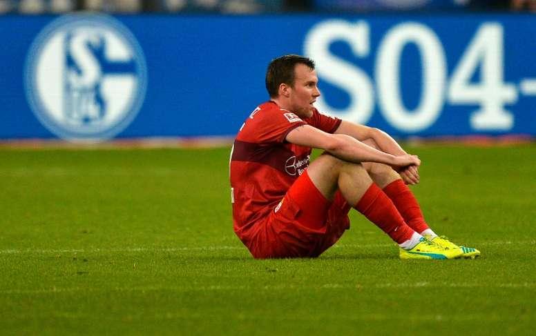 Sem jogar desde março, Grosskreutz volta ao campo na próxima época. AFP