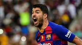 ¿Y si Suárez llega para el momento más oportuno? AFP