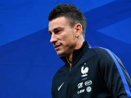 Koscielny has retired from France duty with immediate effect. AFP