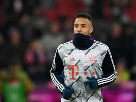 United very interested in Tolisso's transfer. AFP