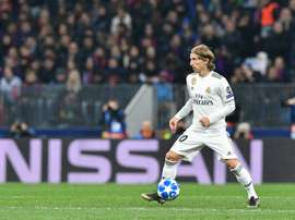 Modric ganará el Balón de Oro. AFP