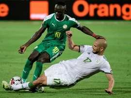 À la fin, c'est le Sénégal qui perd. AFP