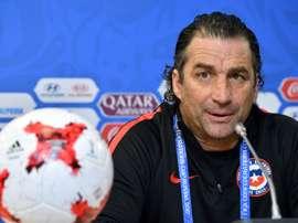 Chile se enfrentará a Ecuador y Brasil en la lucha por estar en el Mundial de Rusia. AFP