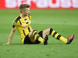 Reus is yet to make an appearance this season. AFP