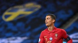 Ronaldo, jusqu'a 40 ans. afp