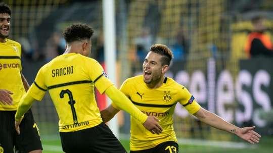PSG e Borussia têm acordo por Raphaël Guerreiro. AFP