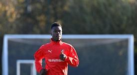 À 18 ans, Camavinga, l'atout majeur de Rennes. AFP