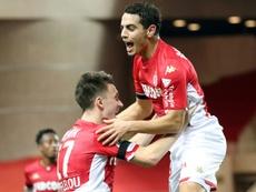 Monaco peut regarder vers le haut après son succès tardif contre Amiens. AFP