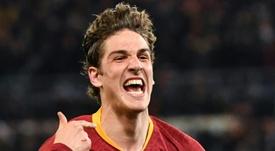 Zaniolo serait tout proche de la Juventus. AFP