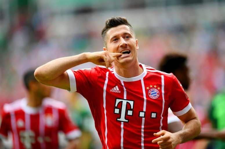 Lewandowski desmiente un supuesto interés por ir al Madrid - BeSoccer 75bad92ef8e50