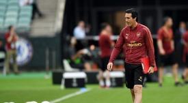 Les deux équipes veulent soulever l'Europa League. AFP