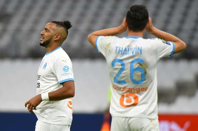 Les compos probables du match de Ligue 1 entre Marseille et Bordeaux. afp