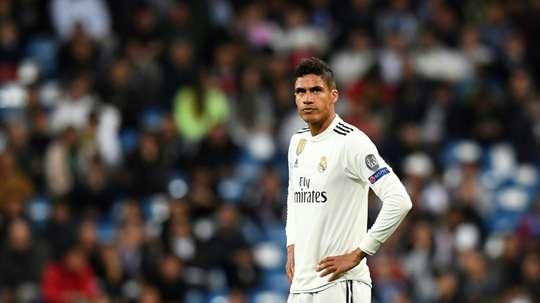 Varane deve anunciar permanência no Real Madrid. AFP