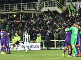 La Fiorentina ha fichado a un joven defensa argentino. AFP/Archivo