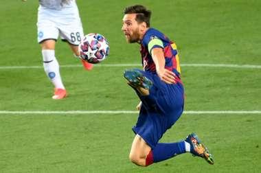Pour Matthaus, le meilleur n'est pas Messi. afp