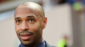 Thierry Henry dirigirá al Mónaco. AFP