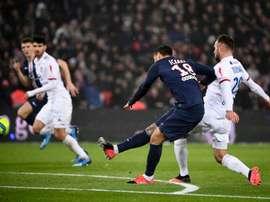 Icardi pensa al ritorno a Milano. AFP