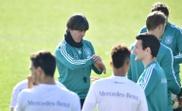 Löw podría ser despedido si Alemania vuelve a perder. AFP