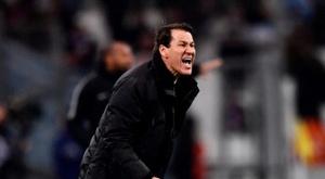 El Marsella lleva dos meses sin ganar. AFP