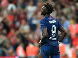 Chelsea prendra des mesures. AFP