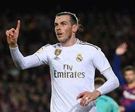Bale quase foi ao futebol chinês. AFP