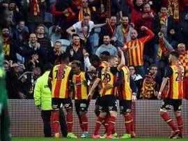 Cristian López marcó la diferencia. AFP