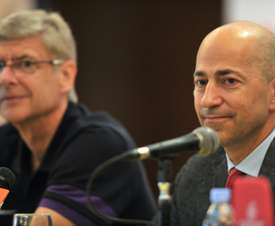 GAzidis has been at the club for over a decade. AFP