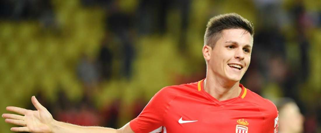 O argentino apontou dois gols muito importantes nesta partida. AFP