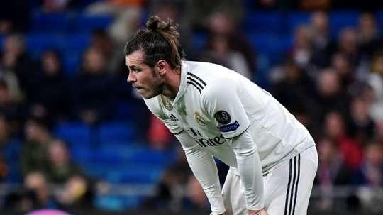 L'inquiétante série de Bale en Ligue des Champions. AFP