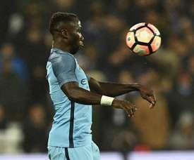 Sagna described Drogba as a 'big brother'. AFP