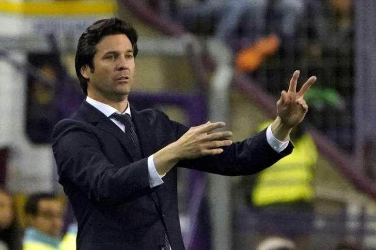 Solari se vendió otra vez para la Premier League. AFP