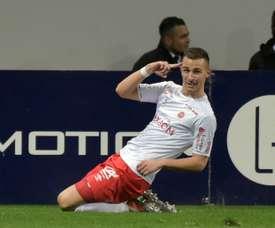 Ligue 1: le Rémois Rémi Oudin s'engage pour 4 ans et demi avec Bordeaux. AFP