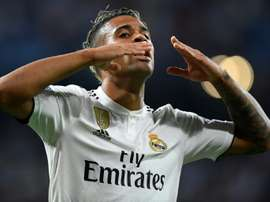 Mariano is likely to start the derby, with Benzema lacking goals and form. AFP