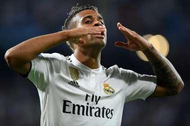 Mariano pudo fichar por el Sevilla este verano. AFP