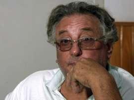 Horacio sala se confie. AFP