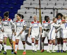Les Françaises ont remporté la rencontre. AFP