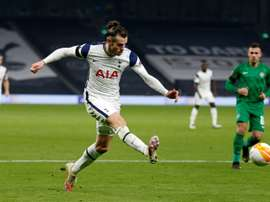 Tottenham have a wealth of attacking talent. AFP