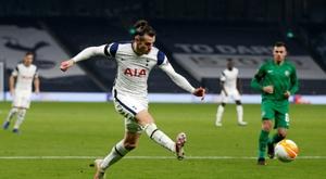 Bale veut jouer contre Arsenal. AFP