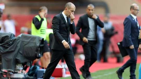Jardim fue destituido tras mes y medio de competición. AFP