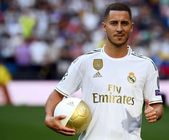 Hazard could be the missing piece to Madrid's puzzle. EFE